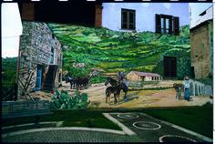 Mural in Loceri, #Ogliastra