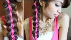 DIY Ribbon Braiding - Find Fun Art Projects to Do at Home and Arts and Crafts Ideas | Find Fun Art Projects to Do at Home and Arts and Crafts Ideas