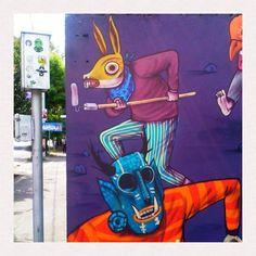 Street  Work by saner_edgar  Photo by Xaca  Mexico City