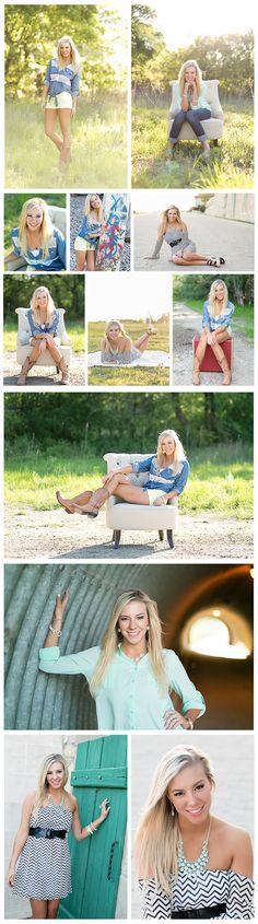 Frisco Senior Photography - Dallas Senior Photography