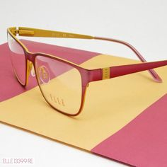 Geometry in style: You may have not loved geometry class – but our this weeks favorite geometrics might make you rethink your take on geometry. #elleeyewear #geometry #charmanteyewear