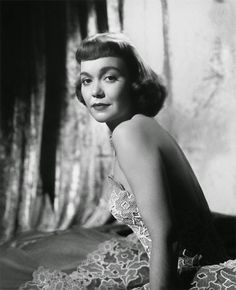 Vintage Glamour Girls: Jane Wyman