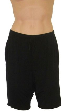 acf89935 MENS COMFY BIG TALL LOUNGE SHORTS PJ PYJAMA BOTTOMS PANTS 4XL #fashion  #clothing #