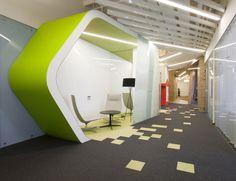 Yandex Saint Petersburg Office / Za Bor Architects