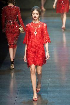 Dolce & Gabbana FW 13/14