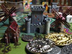 Fief : France 1429 Kickstarter Pimp my Boardgame