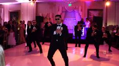 An EPIC SURPRISE WITHOUT the SCREAMING: AN AMAZING Choreographed Wedding...