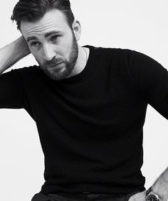 """ Chris Evans is a hopeless romantic. In his directorial debut, Before We Go, he stars as a guy who has one epic night of love in NYC. ""We've all had something so personal and romantic that's too hard..."
