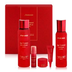 AMORE PACIFIC MAMONDE Age Control Special Gift Set Anti-aging, Firming K-Beauty #AMOREPACIFICMAMONDE
