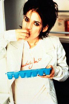 Winona Ryder by Ellen von Unwerth for The Face Magazine US July 1994.