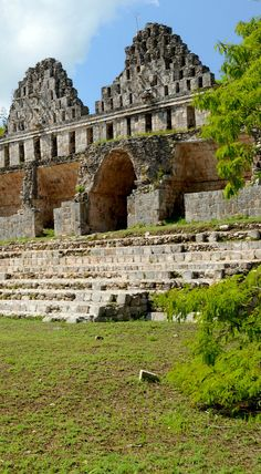 Pigeons House in the Maya city of Uxmal, Yucatan, Mexico | 10 Useful Things you Must know Before Traveling to Mexico, an Exciting and Challenging Destination