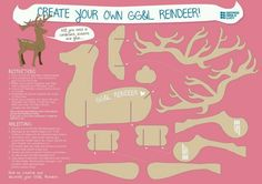It's GGL contest time ! :-)  Create your own GG reindeer and maybe you win a big surprise :-D For details have a look at the GG pages on facebook and twitter ! Contest ends on 5 th january 2013. Have fun and good look!