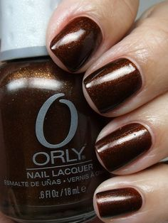 Orly Nail Polish Buried Alive