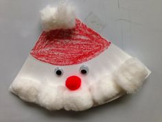 """Kindergarten and Mooneyisms: Christmas Activity - Santa and """"Santa Pie"""" Holiday Crafts For Kids, Preschool Christmas, Toddler Christmas, Christmas Activities, Christmas Projects, Christmas Themes, Kids Christmas, K Crafts, Daycare Crafts"""