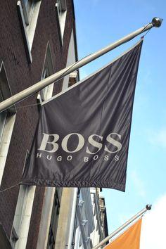 Hugo Boss Hugo Boss, Flags, Banners, Tote Bag, Banner, National Flag, Totes, Posters, Tote Bags
