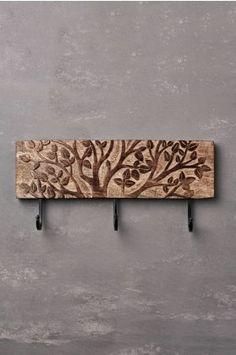 Tree of Life Wall Hooks Decor, Outdoor Decor, Wall Hooks, Home, Bachelorette Pad, Ucf Dorm, Home Gifts, Christmas Wishlist 2016, Decorative Tray