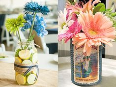 25 DIY Flower Bouquets Mom Will Love http://greatideas.people.com/2014/05/07/mothers-day-flowers-diy-gifts/?crlt.pid=camp.eTbNLfhmTmbx