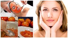 3 trucos de belleza para blanquear la piel con tomate ~ cositasconmesh