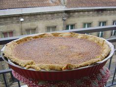 {Thanksgiving} Tarte à la citrouille & mascarpone