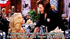 The GILMORE GIRLS Rewatch Project: That Time Emily Gilmore Tells Off Shira Huntzberger | Forever Young Adult