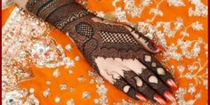 Mehndi Design For Eid Ul Adha Collection 2016