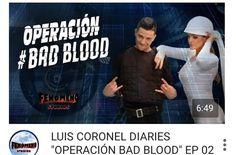 LUIS CORONEL DIARIES!!! Episode#2