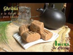 ghribiya a la farine de pois chiche/ gateau algerien 2014