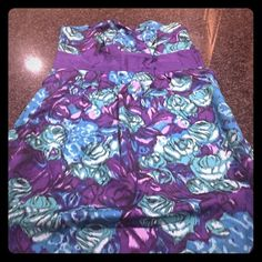Strapless, stunning floral print dress Attn Seamstesses & Sewers!  Zipper is broken price reflects only worn twice!CLOSET CLEAN OUT OFFERS WELCOME! Anthropologie Dresses Midi