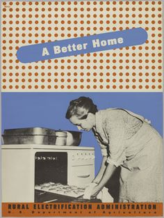 Poster, A Better Home, 1941