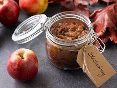 Apple and cranberry chutney Pesto Vinaigrette, Raw Food Recipes, Healthy Recipes, Cranberry Chutney, South Beach Diet, Dukan Diet, Fresh Apples, Vegetarian Paleo, Canning Jars
