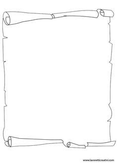 immagini di pergamene da