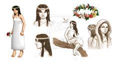 Dian Masalanta - Tagalog Goddess of Love
