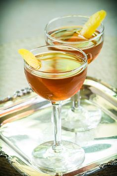 The Preakness Cocktail, photo © 2016 Douglas M. Ford. All rights reserved.