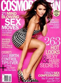 FREE 2 Year Subscription to Cosmopolitan Magazine - Raining Hot Coupons