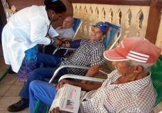La provincia de Cienfuegos, con un índice de 19,2 por ciento de envejecimiento, toma medidas para mejorar la calidad de vida de los adultos mayores.