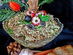 Gosia gotuje: Pasta  do chleba z watróbki i jajek