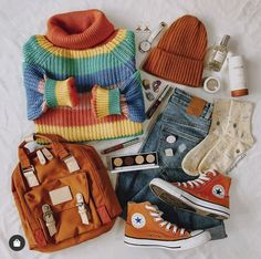 Teen Fashion Outfits, Retro Outfits, Cute Casual Outfits, Fall Outfits, Vintage Outfits, Vintage Glam, Mode Vintage, Aesthetic Fashion, Aesthetic Clothes