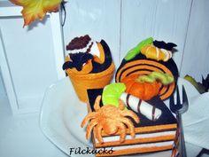 Halloween játék süti  (Filckucko) - Meska.hu