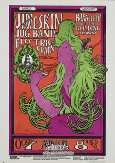 The Psychedelic Experience : Janis Joplin/Big Brother and the Holding Company