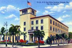 Post Office, Orlando, Florida