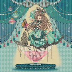 """Pixiv - """"Mermaid"""" by 88"""