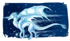 Wings of Fire - Wind of Winter by Nocturnax on DeviantArt