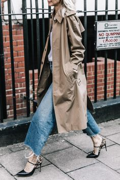 LFW Street Style I | Collage Vintage