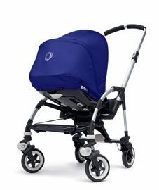 Bugaboo Bee Complete Stroller 2012 Electric Blue