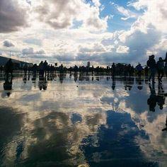 14 фантастических снимков мира, отраженного в лужах - Беседка - форум безграничного общения