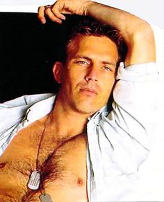 Kevin Costner...he could have gotten it then....