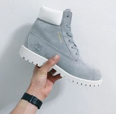 shoes timberland blue light blue grey light grey boots timberlands white shoes bag combat boots style dope timberland boots shoes silver shoes white grey timberlands winter boots grey and white timberlands timbers suede boots grey boots