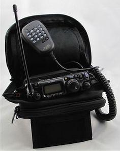 Tactical Transceiver Bag - AMP-3