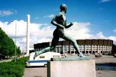The Helsinki Olympic Stadium was completed on 12 June 1938. The Stadium has been characterized as the world's most beautiful Olympic Stadium, and what is exceptional about it is the fact that the Olympic buildings are in active use.