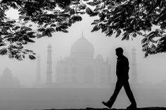 Taj Mahal. By Mahesh Balasubramanian